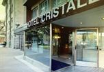 Hôtel Faedis - Hotel Cristallo-2