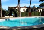 Location vacances Sant Feliu de Guíxols - Dan, Maravillosa Casa Veraniega A Pocos Minutos Del Mar Con Piscina Y Wifi-1