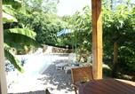 Location vacances Les Assions - Comfortable Holiday Home with Private Pool in Les Salelles-4