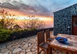 Location vacances Barlovento - Sunset and stars stone house-1