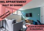 Location vacances  Doubs - Le 21 -Au pied du Château - Netflix - Gregimmo-1