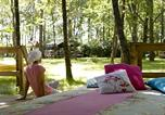 Camping avec Site nature Pujols - La Parenthèse - Camping Les Ormes-1