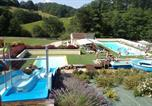 Camping avec Site nature Reygade - Camping Les 3 Sources-1