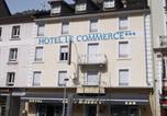 Hôtel Bramans - Hôtel Le Commerce