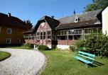 Location vacances Haibach ob der Donau - Schloss Pesenbach Chalet im Freizeitland Feldkirchen an der Donau-4