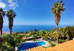 Location vacances  Province de Santa Cruz de Ténérife - Apartamento con 2 dormitorios y vista a Oceano en Fuencaliente, La Palma-1