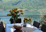 Location vacances  Province de Côme - Isola Vista - Terrazzo-1