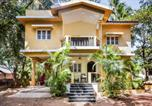 Location vacances Calangute - 1-Br apartment in Calangute, Goa, by Guesthouser 27674-1