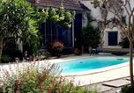Hôtel Peyriac-Minervois - Villa Saint Léon-1