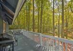 Location vacances Dillard - Modern Mtn Cabin with Resort-Style Amenities!-2