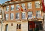 Location vacances Astudillo - Hostal Santiago-1
