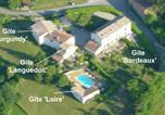 Location vacances Cazals-des-Baylès - Gite complex near Mirepoix in the Pyrenees-1
