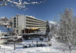 Hôtel Suisse - Hotel Central Résidence