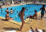 Camping Gard - Camping Le Barralet