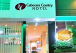 Hôtel Bucaramanga - Cabecera Country Hotel-3