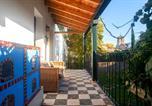 Location vacances Portillo - House with 2 bedrooms in Sardon de Duero with enclosed garden and Wifi-2