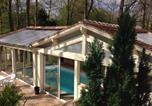 Location vacances  Eure - Rose Garden Studio-1
