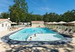 Camping avec Piscine couverte / chauffée Saint-Georges-de-Didonne - Camping Les Chèvrefeuilles -2