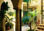 Hôtel Marmolejo - Hotel Conde de Cárdenas-4