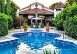 Location vacances Campanario - Villa with 5 bedrooms in Santa Amalia with wonderful mountain view private pool enclosed garden-2