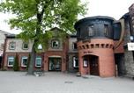 Hôtel Tartu - Aleksandri Hotel-1