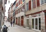 Location vacances Bayonne - Studio located in the historic center of Bayonne-3