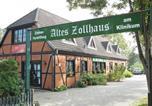 Hôtel Lübeck - Altes Zollhaus am Klinikum-1