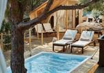 Villages vacances Podstrana - Abeille Maison Glamping Resort Zlatni Rat -Adults Only-4