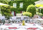 Hôtel 4 étoiles Magny-le-Hongre - Le Manoir de Gressy-1
