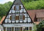 Location vacances Bad Lippspringe - Landhaus Hirschsprung-1