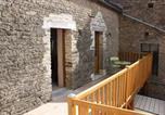 Location vacances Semur-en-Auxois - Gite La Cabotte-2