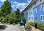 Hôtel Savoie - Ibis budget Albertville-1