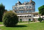 Hôtel Vieux-Villez - Logis Hostellerie Saint Pierre