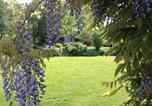 Hôtel Stoumont - &quote;Un matin au jardin&quote;-3
