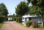 Camping avec Ambiance club Ault - Camping  Des Peupliers-1
