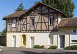 Hôtel Auvergne - Hôtel & Résidence Avermes-1