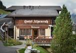 Hôtel Les chutes du Trümmelbach  - Hotel Alpenruh-4