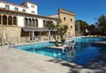 Hôtel l'Escala - Hotel Castell Blanc-2