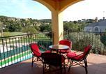 Location vacances Hostalric - Villa Santa Elena Holiday House-1