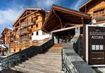 Location vacances Hauteluce - Apartment Les Chalets D'Emmeraude 1-2