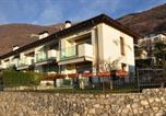 Location vacances Bellano - Apartment with garden and terrace beautiful lake view-2