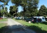 Camping en Bord de rivière Hautes-Pyrénées - Camping A l'Ombre des Tilleuls-2