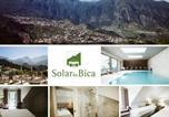 Location vacances Ponta Delgada - Solar da Bica-4