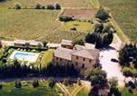 Location vacances Chianciano Terme - Agriturismo Palazzo Bandino - Wine cellar, restaurant and spa-1