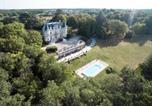 Hôtel 4 étoiles Montsoreau - Hotel The Originals Domaine de la Tortinière (ex Relais du Silence)-2