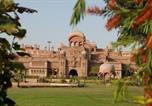 Hôtel Bîkâner - The Laxmi Niwas Palace-3