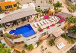Location vacances Cabo San Lucas - 7 Br Home for 18 with Ocean Views, Villa las Flores-4