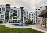 Location vacances Manzanillo - Bellísimo departamento en coto privado Manzanillo-1