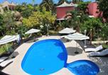 Hôtel Isla Mujeres - Cabanas Maria Del Mar-2