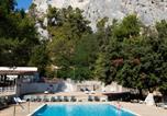 Camping  Acceptant les animaux Provence-Alpes-Côte d'Azur - Camping La Vallée Heureuse-2